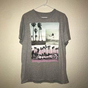 Grey Graphic Shirt